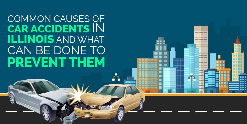 Car Accident Attorney Chicago   Common Causes