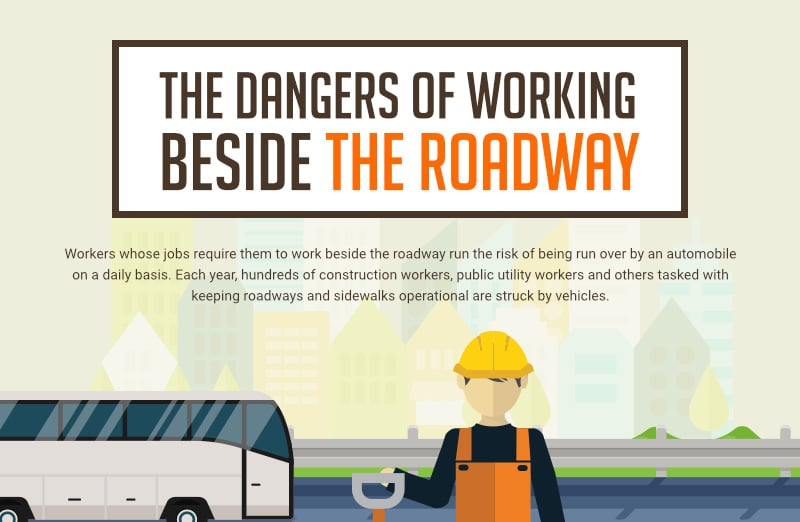 The Dangers Faced by Roadside Workers